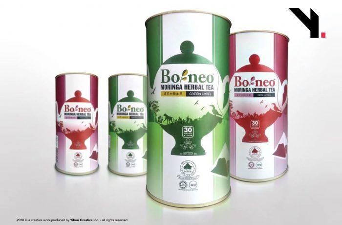 Borneo Moringa Tea